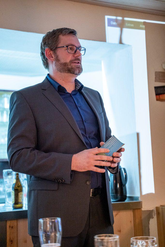 Thomas Schmitt, UWG-Hausen, Bürgermeisterkandidat2020